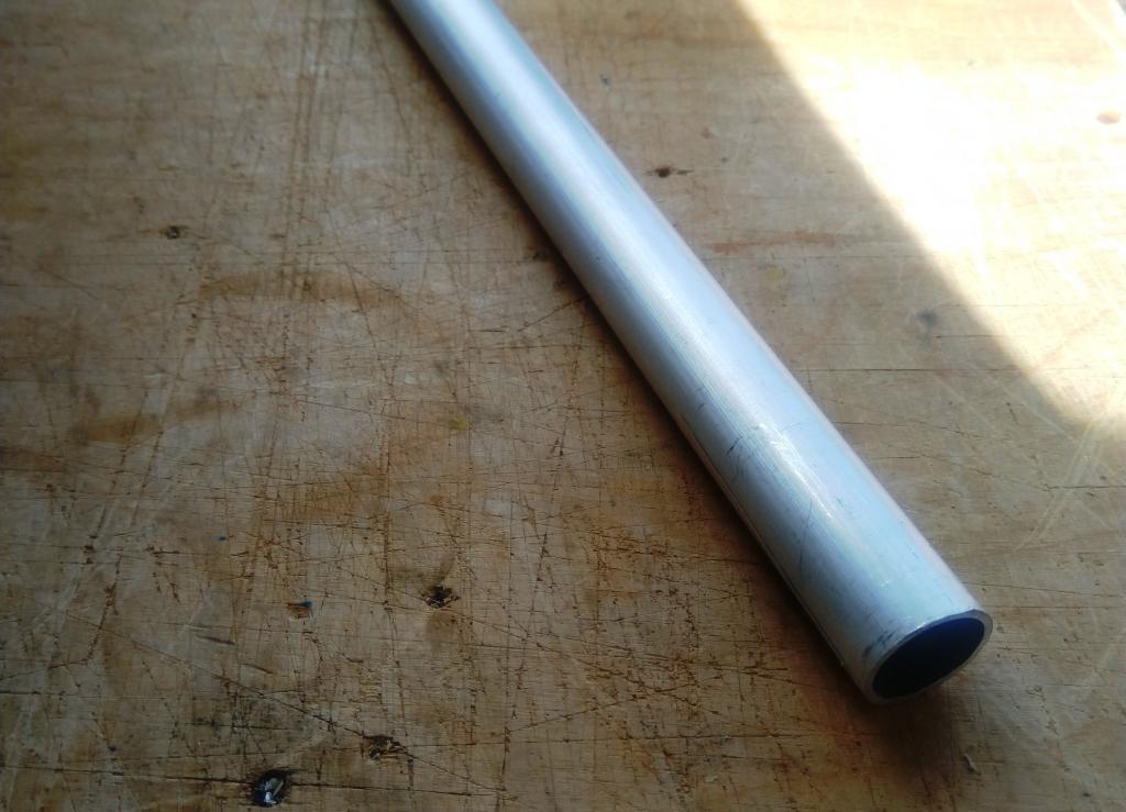 алюминиевая трубка d18
